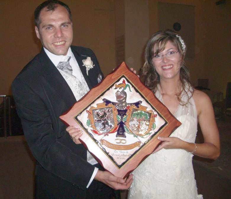 Regalos de boda for Regalos de aniversario de bodas para amigos